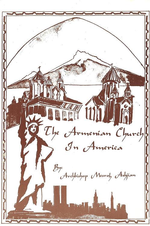 The Armenian Church in America