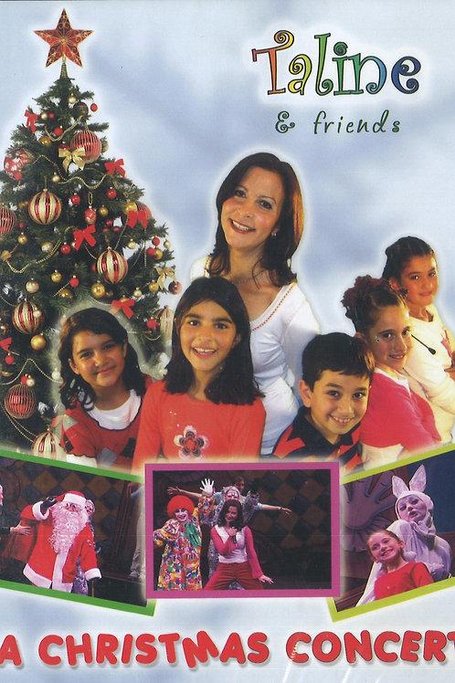Taline & Friends - A Christmas Concert - DVD