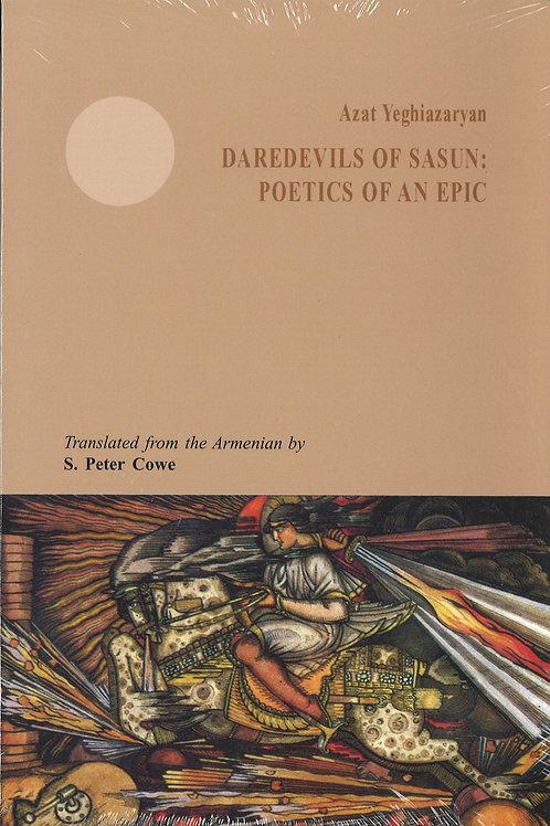 Daredevils of Sasun: Poetics of an Epic