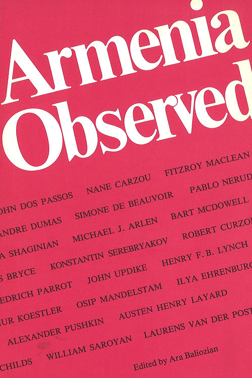 Armenia Observed