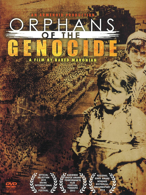 Orphans of the Genocide, a Film by Bared Maronian DVD