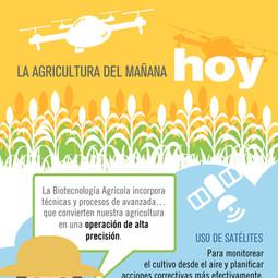 ¡La agricultura del mañana, hoy!