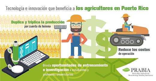 Beneficios de las prácticas agrícolas