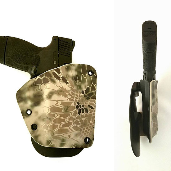 The Paddle Holster OWB - Premium Pattern