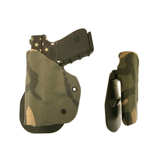 The Paddle Holster OWB - Standard Pattern