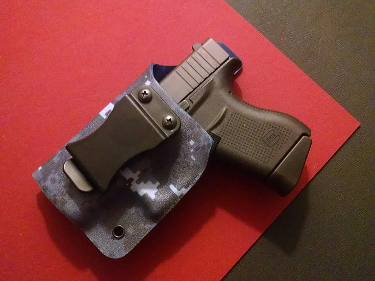"""The Bandit"" IWB - Standard Pattern"