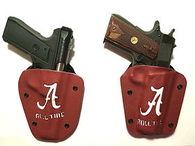 Kydex Alabama Holster for Ruger and Springfield 1911