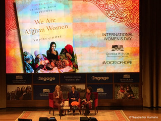 """""""We Are Afghan Women"""" book release"""