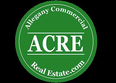Allegany Commercial Real Estate Logo