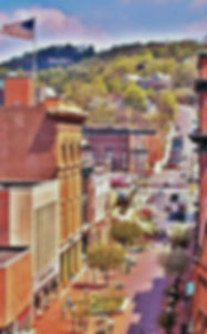 Downtown Cumberland, the Home of ACRE Coworking