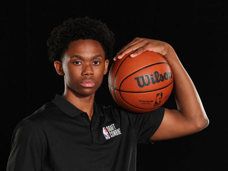 Alabama guard Josh Primo will remain in the 2021 NBA Draft