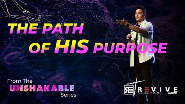 The Path of HIS Purpose