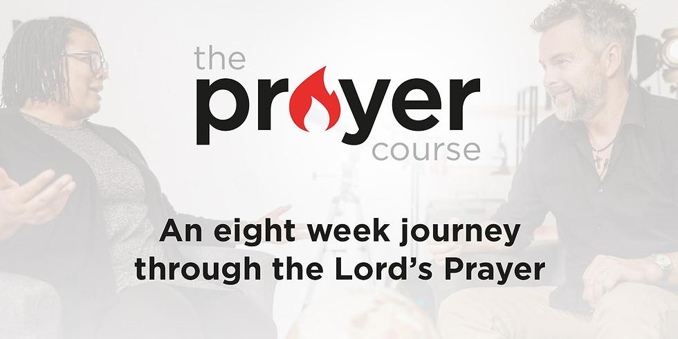 The Open Door: Seek, Pray, Find: The Prayer Course