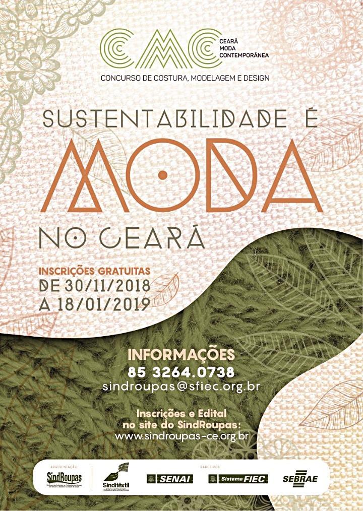 Concurso Ceará Moda Contemporânea