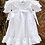 Thumbnail: Vestido Branco Bordado Helen curto
