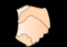 LAWNOMI Handshake
