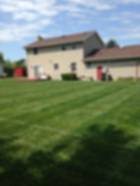 Fall Lawn Care Tiffin OH