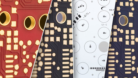 For Printed Circuit Boards:                                Peters Supplies Coloured Solder Resists