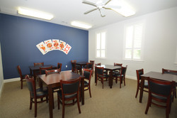 25 Community Center Game Room