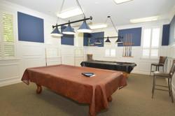24 Community Center Pool Room