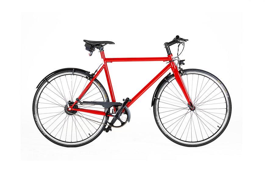 bici elettrica uomo milano leggera