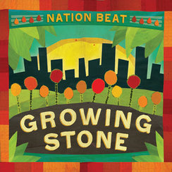     Nation Beat - Growing Stone     percussion, arranger