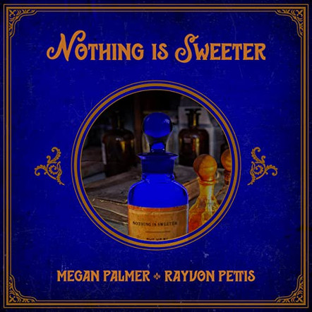 ||| Rayvon Pettis + Megan Palmer - Nothing is Sweeter ||| drums, percussion