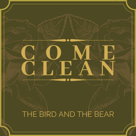 ||| The Bird & The Bear - Come Clean ||| drums, percussion