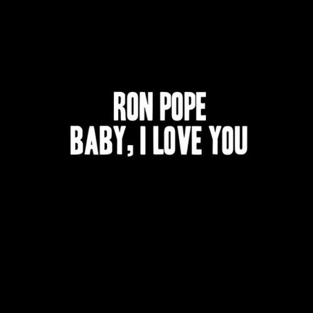 ||| Ron Pope - Baby, I Love You ||| drums