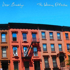     The Working Effective - Dear Brooklyn     drums