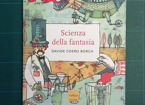 La scienza della fantasia, Davide Coero Borga, Codice 2019