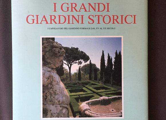 I grandi giardini storici, Mark Laird