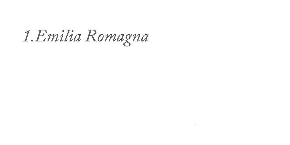 Paolo Zappaterra | Love ITALY | 1. Emilia Romagna