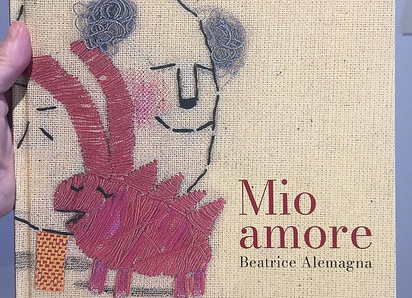 Mio amore, di Beatrice Alemagna, Topipittori 2020