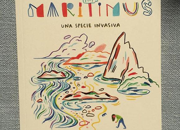 Plasticus maritimus, una specie invasiva.