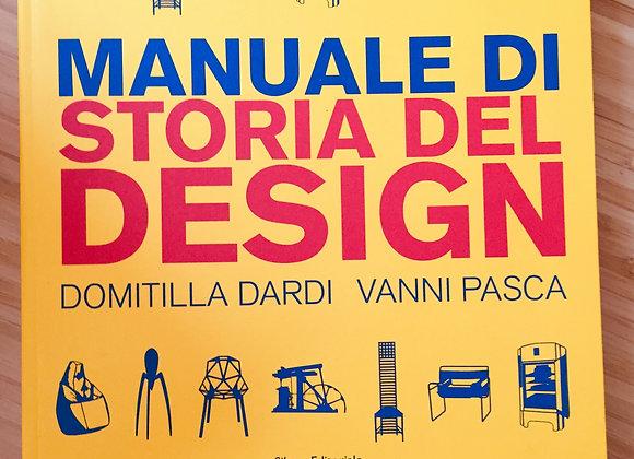 Manuale di storia del design