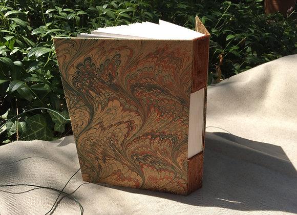 Sketchbook in carta Gmund 120g/m e marmorizzata