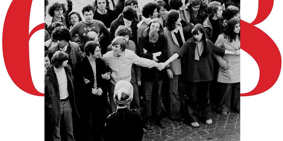 Paolo Zappaterra | 68 Ce n'est qu'un debut. Continuons le combat