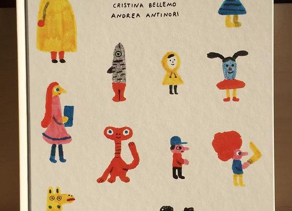 Il paese degli elenchi di  Cristina Bellemo e Andrea Antinori