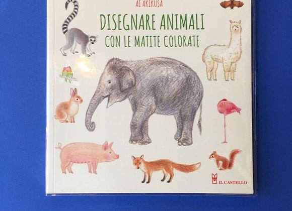 Copia di Disegnare animali marini (e non solo) con le matite colorate. Ediz. a c
