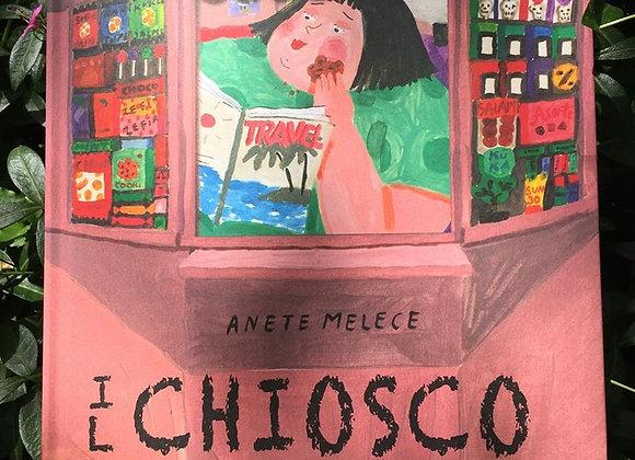 Il chiosco, di Anete Melece, Jaca Book 2019