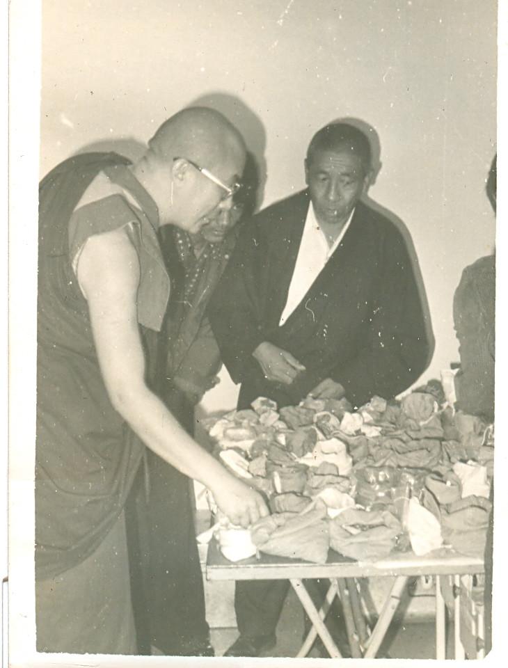 Late Amchi Jamyang Tashi Tsona