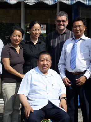 Amchi(s) meeting, Ede, 2011