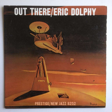 Supercherie Dolphy: Out There, 1960
