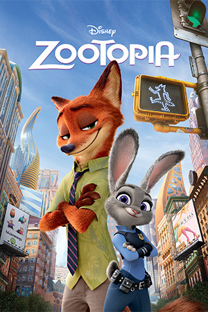 Try Everything (oh!oh!oh!oh!oh!oups!) : Zootopia, 2016, Disney
