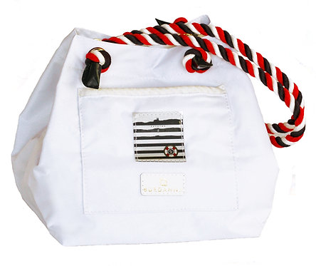 Balaton Cube táska hófehér