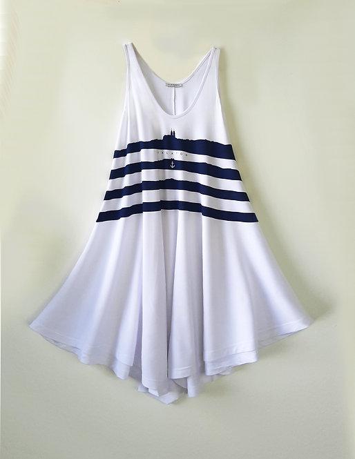 Sella ruha fehér