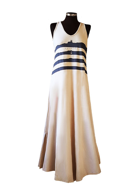 Swan ruha, homokszín
