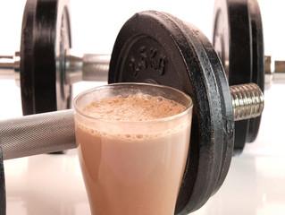 5 důvodů proč pít po tréninku protein