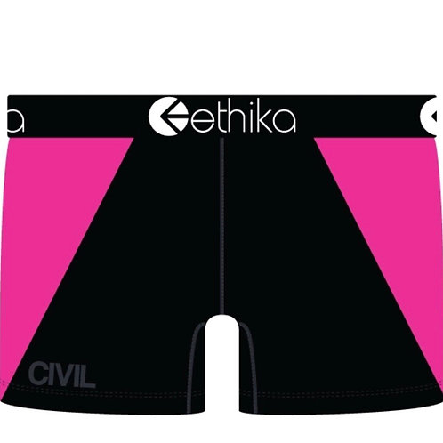 Keep It Civil Pink Ethika Women